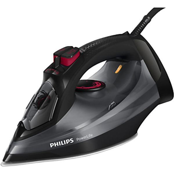 51. Philips GC2998/86 PowerLife Steam Iron, Black: £70, John Lewis
