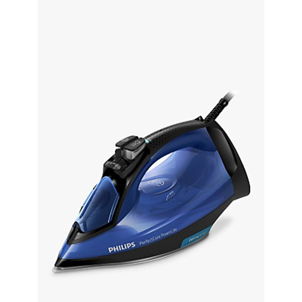 49. Philips GC3920/26 PerfectCare Steam Iron, Blue: £85, John Lewis