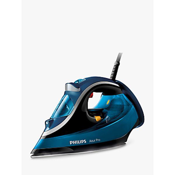 50. Philips GC4881/20 Azur Pro Steam Iron, Blue: £100, John Lewis