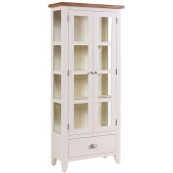 11. Vancouver Expressions Linen Display Cabinet, White: £620, Iwantoneofthose.com