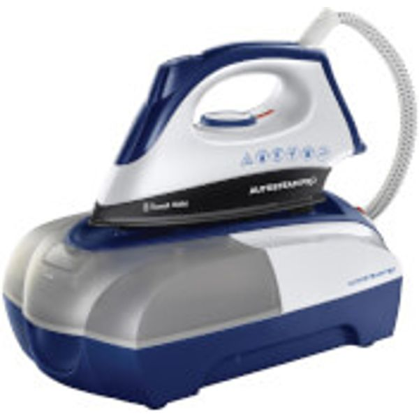 69. Russell Hobbs 22190 Autosteam Pro Generator Iron - White: £79.99, The Hut