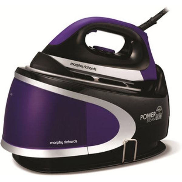 71. Morphy Richards 330021 Power Steam Elite Generator Steam Iron in Purpl: £99.95, Sonic Direct