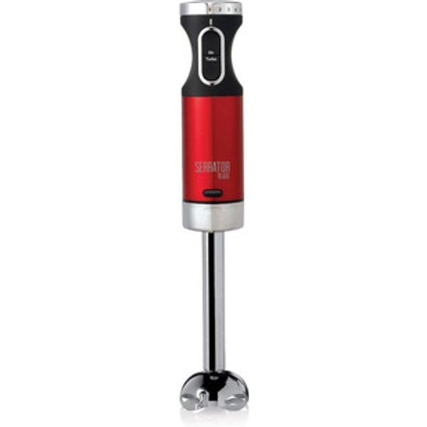 29. Morphy Richards 402009NO Hand Blender in Red: £22.95, Sonic Direct