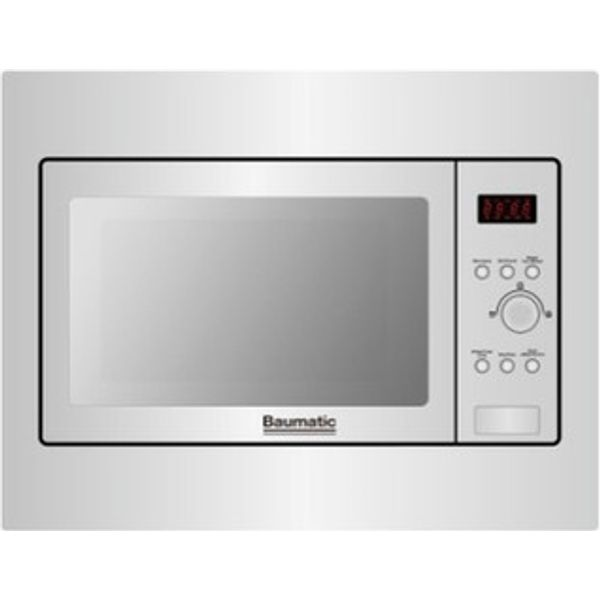 1. Baumatic BMIC4625M Built In Combination Microwave Oven in St Steel 25L: £185, Sonic Direct