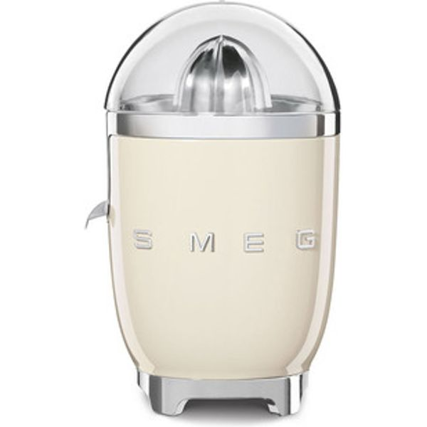 10. Smeg CJF01CRUK 50 s Retro Style Citrus Juicer in Cream: £109.99, Sonic Direct