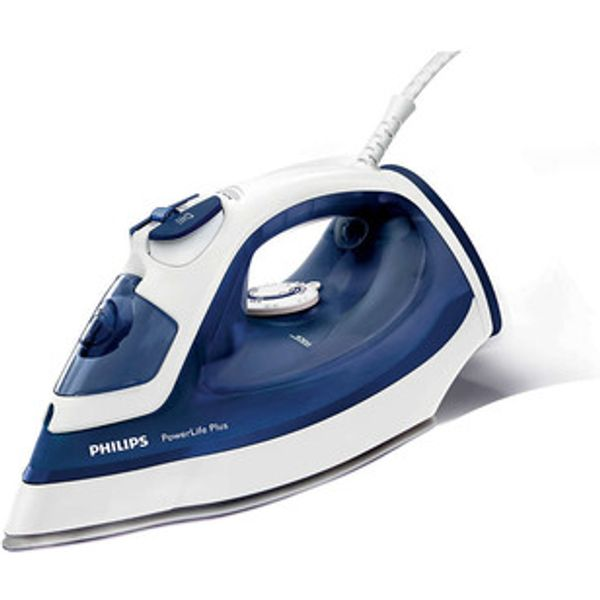 70. Philips GC2984 20 POWER LIFE PLUS Steam Iron in Purple White 2400W: £34.95, Sonic Direct