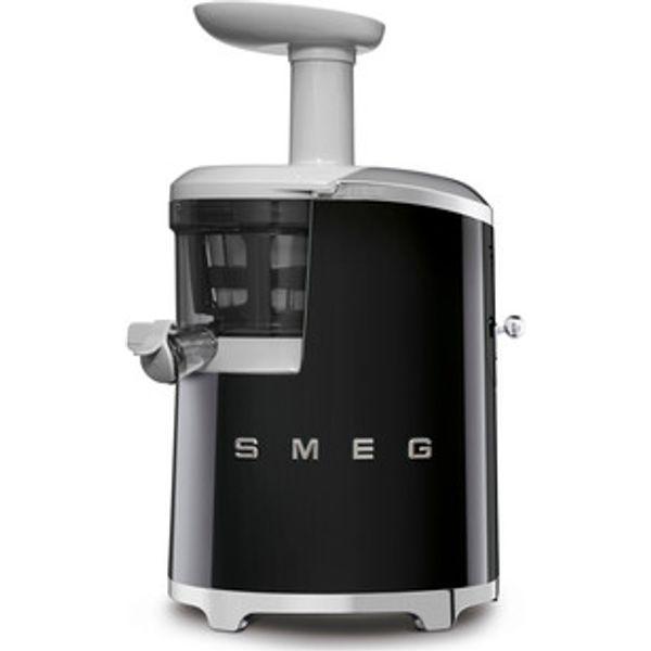 6. Smeg SJF01BLUK 50 s Retro Style Slow Juicer in Black: £449.99, Sonic Direct