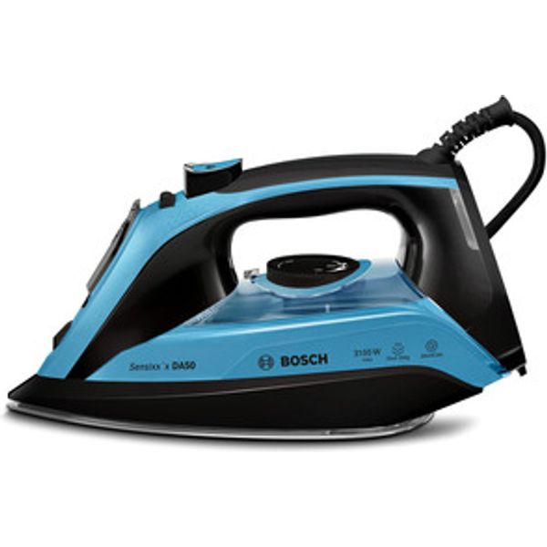 75. Bosch TDA5073GB Advanced Steam System Steam Iron in Blue Black 3100W: £69.99, Sonic Direct