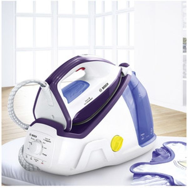 76. Bosch TDS6081GB Series 6 Steam Generator Iron in White 6 Bar: £299.99, Sonic Direct