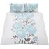 Modern Floral Bedroom Set Single