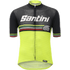 Santini Beat Jersey - Yellow - XL