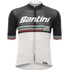 Santini Beat Jersey - White - XL
