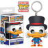 DuckTales Scrooge McDuck Pocket Pop! Keychain
