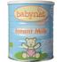 Babynat Organic Infant Milk 0-6 Months 900g