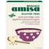Amisa Organic Gluten Free Porridge Oats Apple Cinnamon 300g