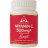 Bio-Health Vitamin C - 500mg with Bioflavonoids Capsules 60 Caps