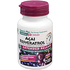 Natures Plus Herbal Actives Acai Resveratrol Extended Release Tablets 30 Tabs