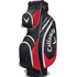 Callaway X Series Cart Bag - Black / Red / White