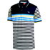 Puma Golf Mens Novelty Stripe Polo Shirt (PU1)
