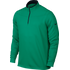 Nike Dri-Fit Half Zip LS Top - Teal