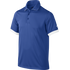Nike Junior Icon Polo - Royal Blue/ White X Large