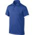 Nike Junior Icon Polo - Royal Blue/ White X Large