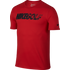 Nike Golf Graphic Tee - University Red / Reflective Black Medium
