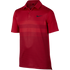 Nike Junior Triple Dry Stripe Polo - Red / Black