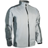 Sunderland Vancouver Mens Waterproof Jacket - Silver / Gun Metal / Lime