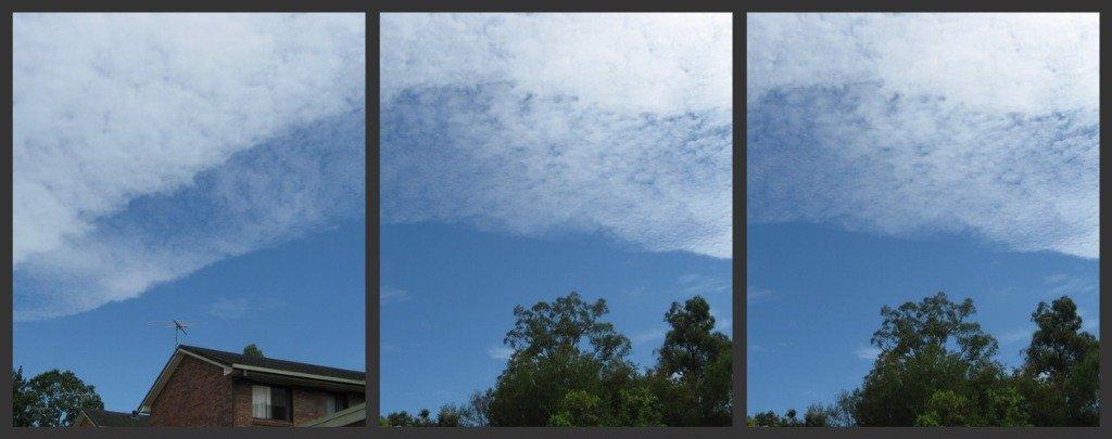 Cloud Waves by mozette