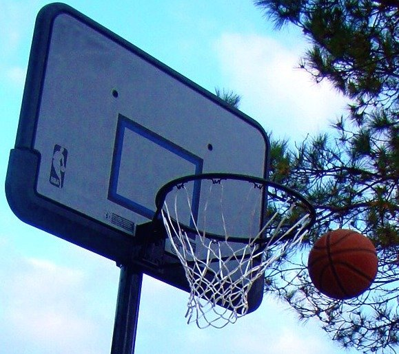 I Am Thankful For....Basketball by dmrams