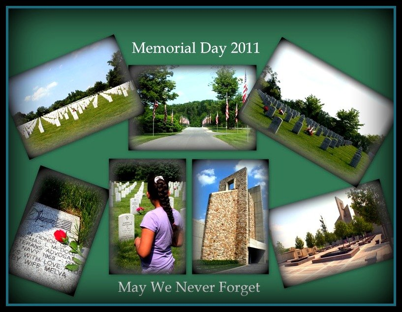 On This Memorial Day by digitalrn