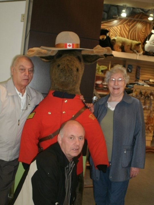 The Mounties always get their man by bkbinthecity