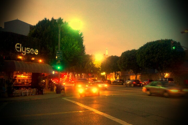 Westwood Village by bambilee