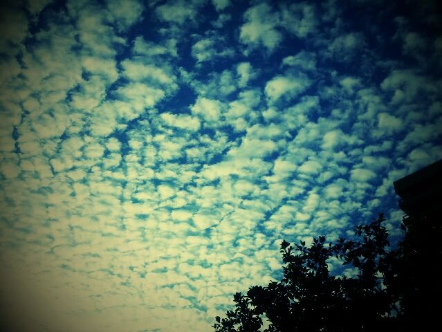Lomo clouds and sky by bambilee