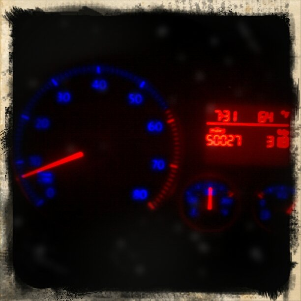 Blue Light Dashboard by bambilee