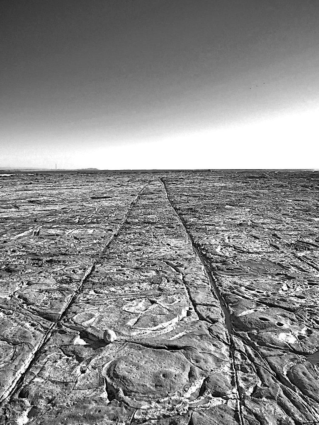 Tracks... by peterdegraaff