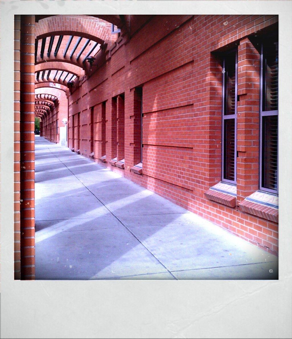 UA Hallway by kerristephens