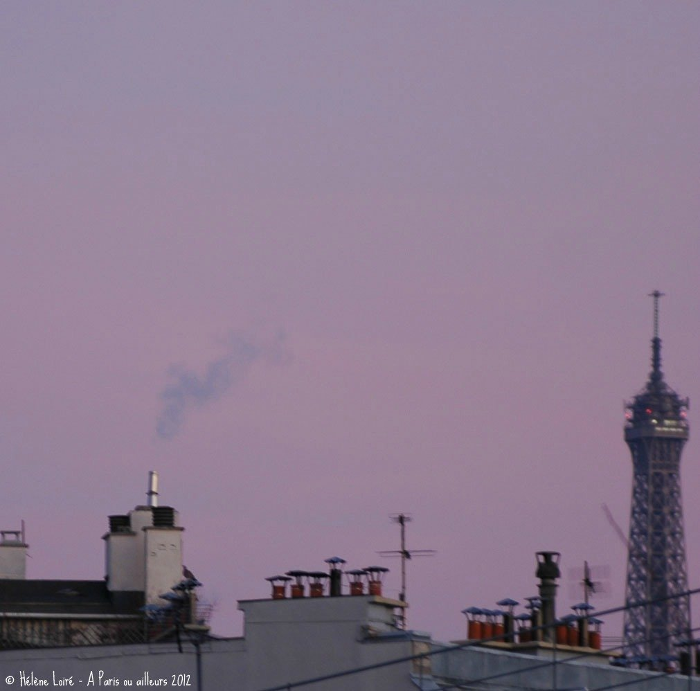7.32 AM from the window by parisouailleurs