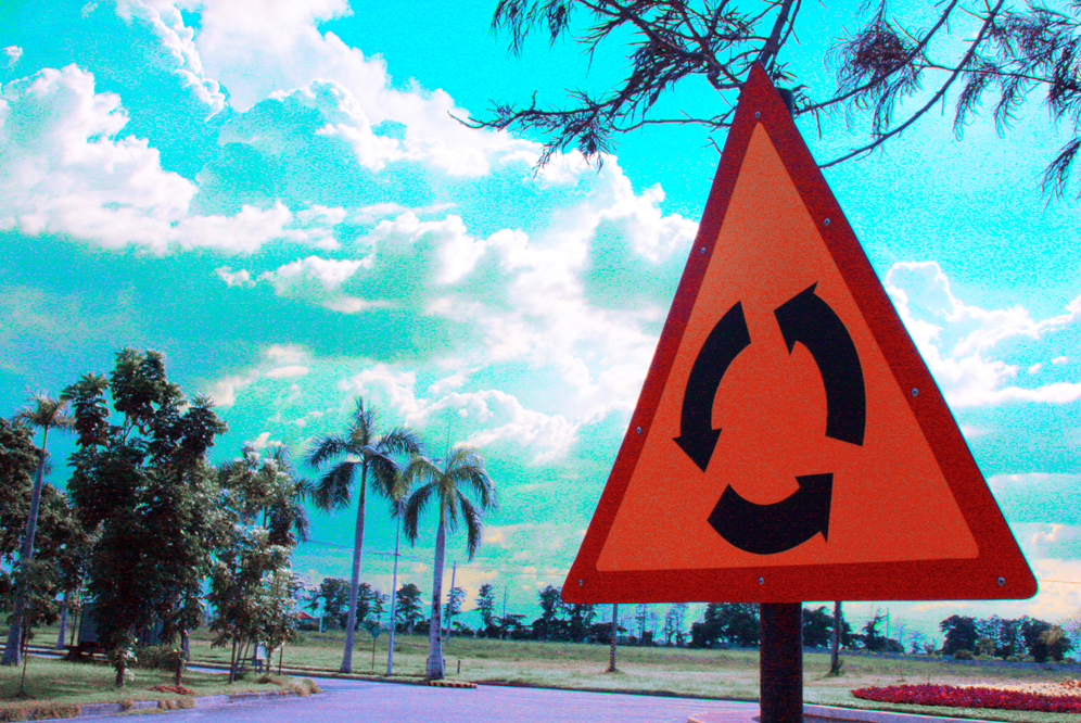 Its About, What About? whereabout? Roundabout!  by gavincci