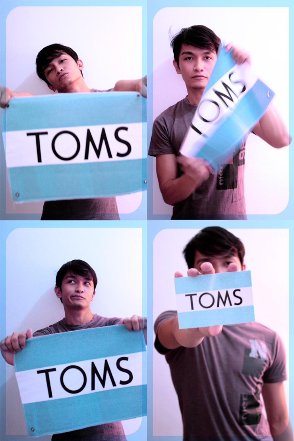 TOMS by gavincci