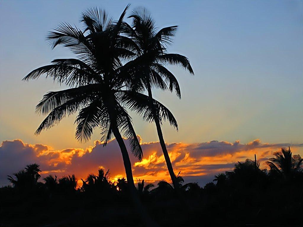 Tulum Sunset  by soboy5