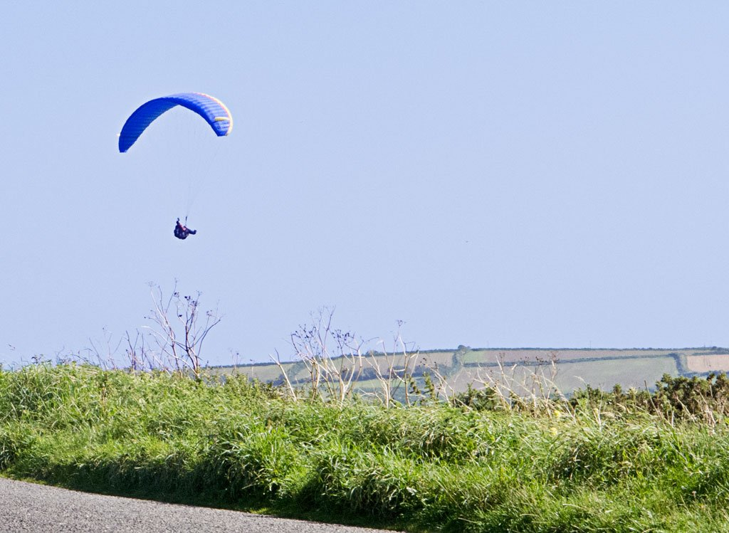 Paragliding by netkonnexion
