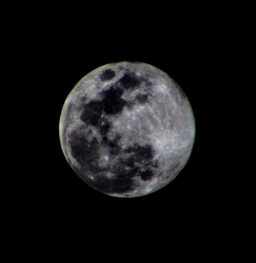 Once in a Blue Moon by corymbia