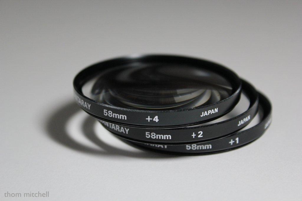 """My """"poor man's macro lens"""" by rhoing"""