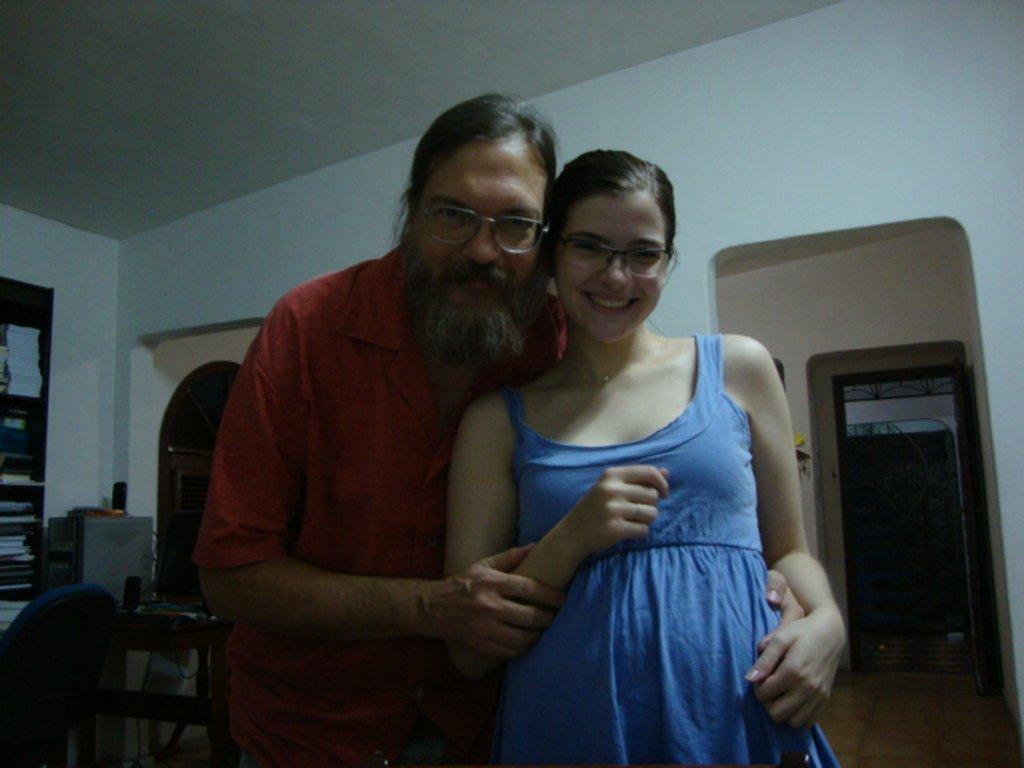 Happy birthday, daddy! by biny