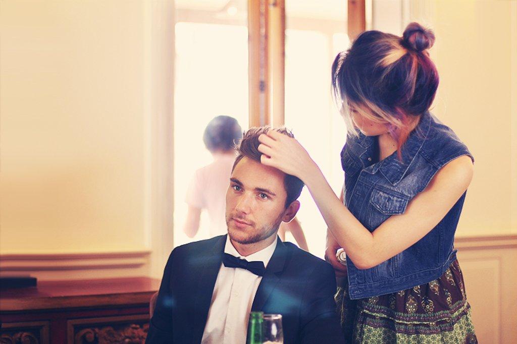 hair stylin' by pocketmouse