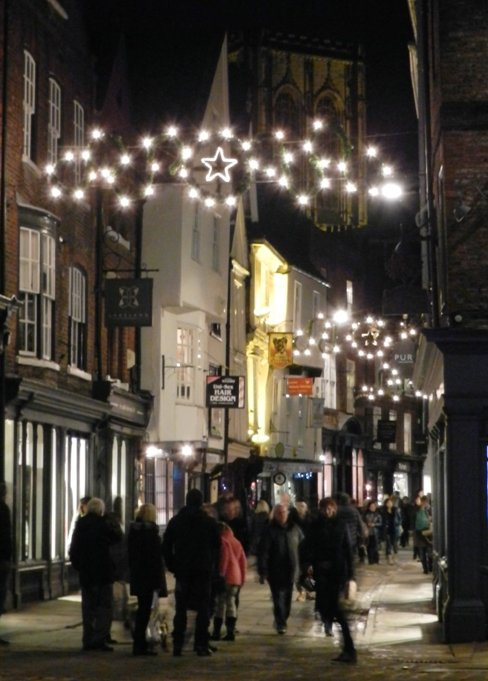 Stonegate at Night by if1
