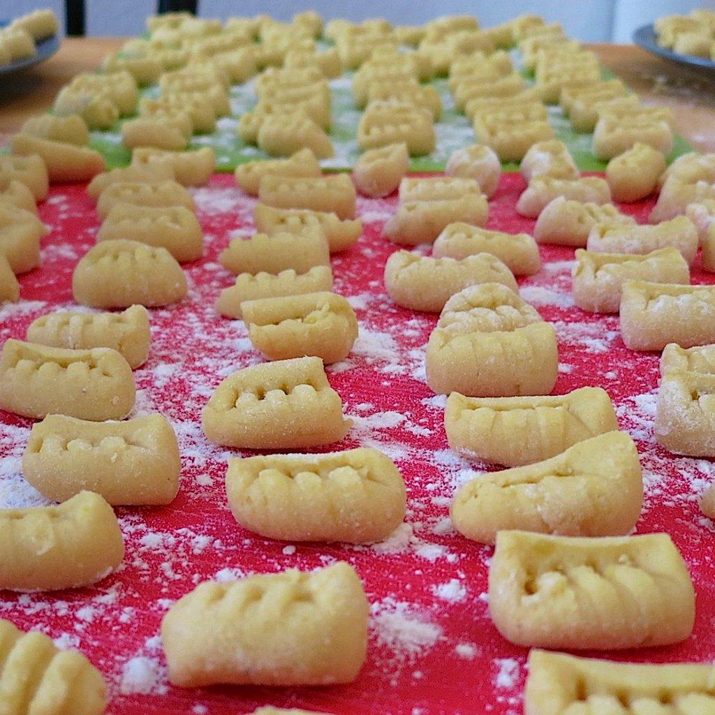 Homemade Gnocchi! by jyokota