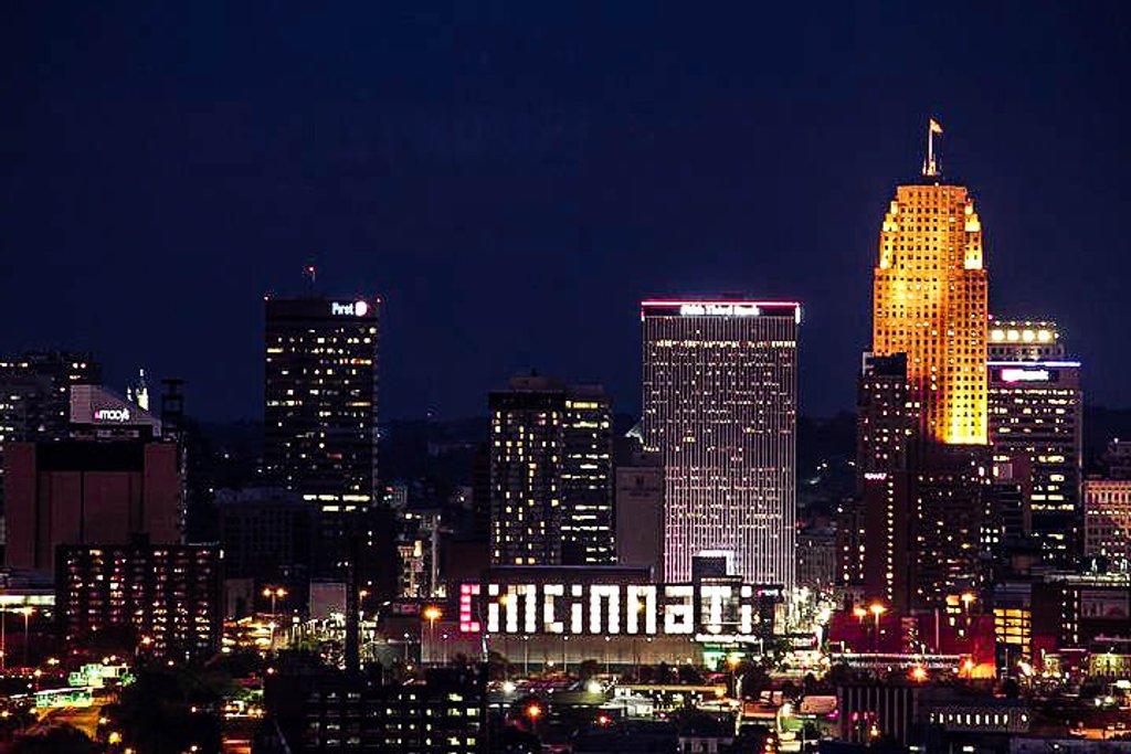 Cincinnati by cdonohoue